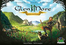 Glen More II: Highland Games spel doos box Spellenbunker.nl