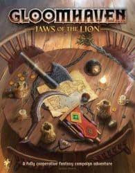 Gloomhaven - Jaws of the Lion Bordspel Uitbreiding