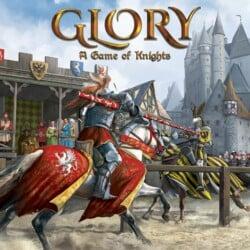 Glory: A Game of Knights spel doos box Spellenbunker.nl