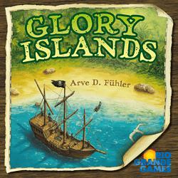 Glory Islands spel doos box Spellenbunker.nl