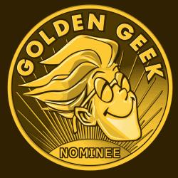 Golden Geek Awards Logo