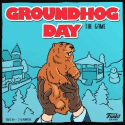 Groundhog Day: The Game spel doos box Spellenbunker.nl