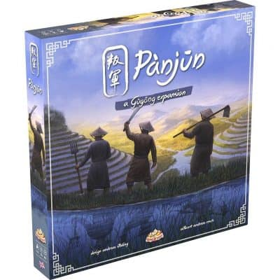 Gugon Panjun Bordspel Uitbreiding Game Brewer