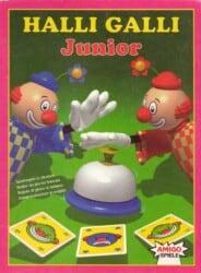 Halli Galli Junior spel doos box Spellenbunker.nl