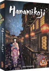 Hanamikoji Kaartspel