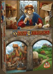 Hansa Teutonica - Big Box White Goblin Games