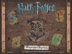 Harry Potter: Hogwarts Battle spel doos box Spellenbunker.nl