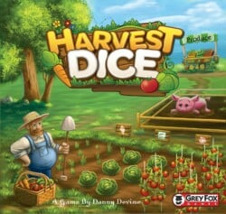 Harvest Dice spel doos box Spellenbunker.nl
