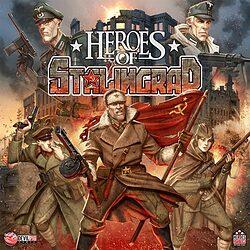 Heroes of Stalingrad spel doos box Spellenbunker.nl