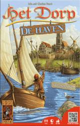 Het Dorp- De Haven Uitbreiding 999 Games