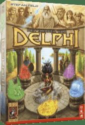 Het Orakel van Delphi Bordspel 999 Games