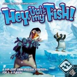 Hey, That's My Fish! spel doos box Spellenbunker.nl