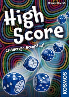 High Score spel doos box Spellenbunker.nl