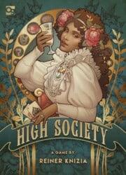 High Society spel doos box Spellenbunker.nl