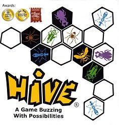 Hive spel doos box Spellenbunker.nl