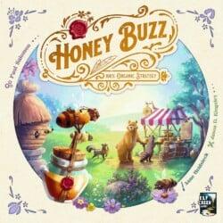 Honey Buzz spel doos box Spellenbunker.nl