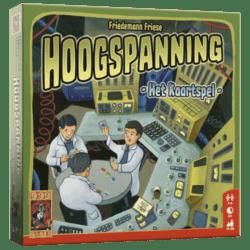 Hoogspanning Het Kaartspel 999 Games