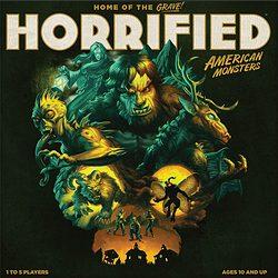 Horrified: American Monsters spel doos box Spellenbunker.nl