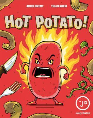 Hot Potato Kaartspel Jolly Dutch