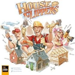 House Flippers Bordspel Sit Down