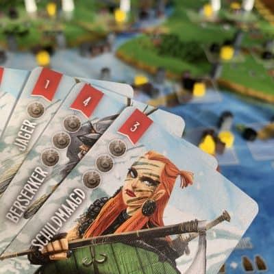 Rovers van de Noordzee Bordspel White Goblin Games