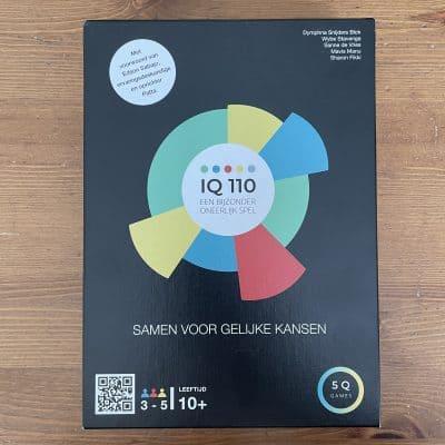 IQ 110 - Educatief spel over gelijke kansen