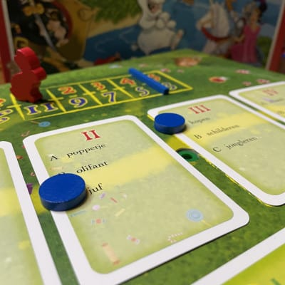 Bordspel Story Makers The Game Master