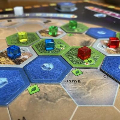 Bordspel Terraforming Mars intrafin
