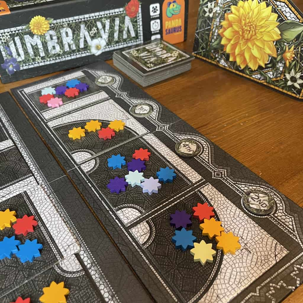 Umbra Via Pandasuarus Games Bordspel