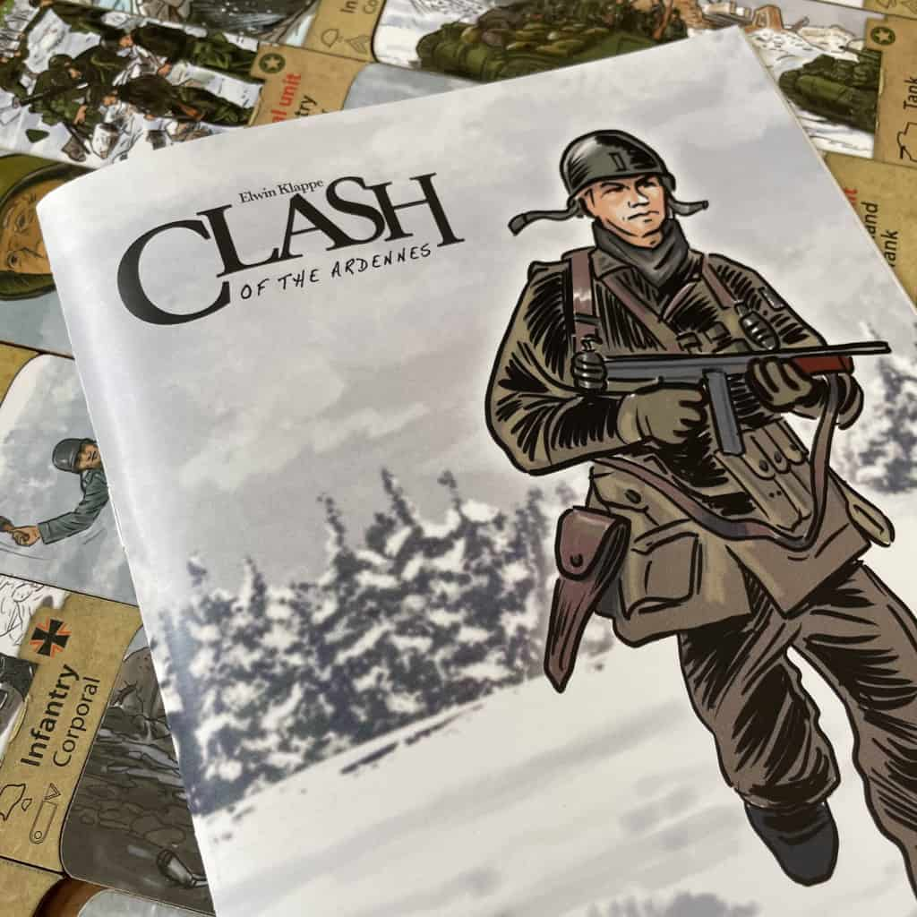 Clash of the Ardennes