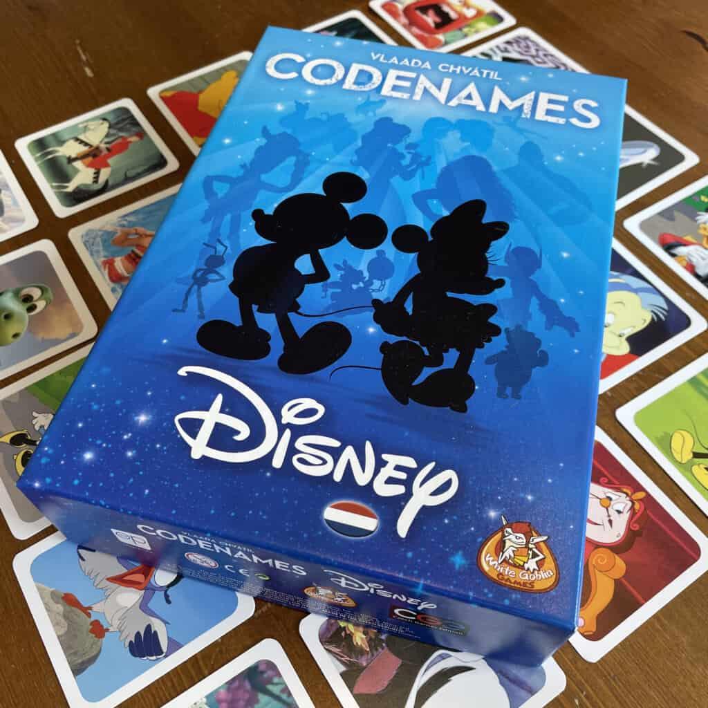 Codenames - Disney