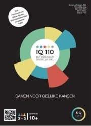 IQ110, een bijzonder oneerlijk gezelschapsspel