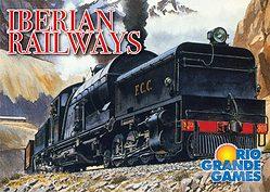 Iberian Railways spel doos box Spellenbunker.nl