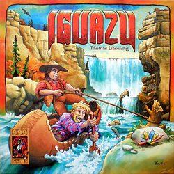 Iguazu Bordspel 999 Games