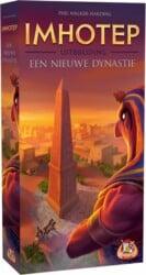 Imhotep- Een nieuwe dynastie Uitbreiding White Goblin Games
