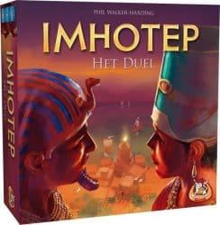 Imhotep - Het Duel Bordspel