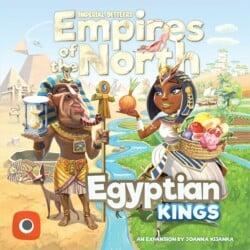 Imperial Settlers: Empires of the North – Egyptian Kings spel doos box Spellenbunker.nl