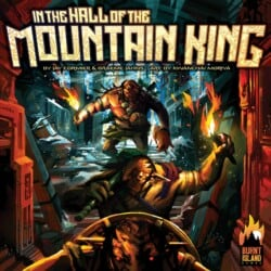 In the Hall of the Mountain King spel doos box Spellenbunker.nl