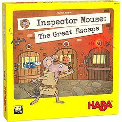 Inspector Mouse: The Great Escape spel doos box Spellenbunker.nl