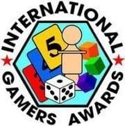 International Gamers Awards Logo