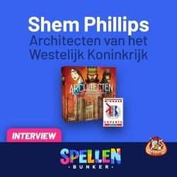 Interview Shem Phillips Architecten van het Westelijk Koninkrijk