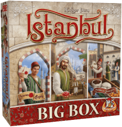 Istanbul Big Box Bordspel White Goblin Games