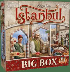 Istanbul Big Box Bordspel White Goblin Games