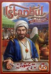 Istanbul Het Dobbelspel White Goblin GAmes