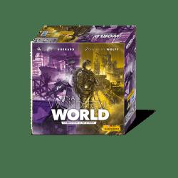 It's a Wonderful World - Corruption & Ascension Bordspel Uitbreiding Geronimo Games