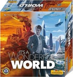 It's a Wonderful World Geronimo Games Bordspel