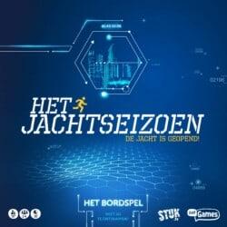 Jachtseizoen: het bordspel spel doos box Spellenbunker.nl
