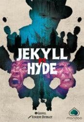 Jekyll vs. Hyde spel doos box Spellenbunker.nl