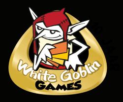 White Goblin Jubileum Logo