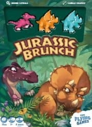 Jurassic Brunch Bordspel Flying Games Geronimo